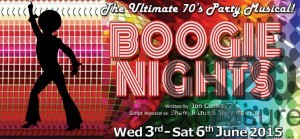 Boogie Nights at The Lowry Theatre