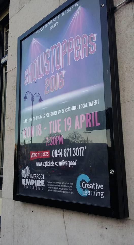The Liverpool Empire Showstoppers Review