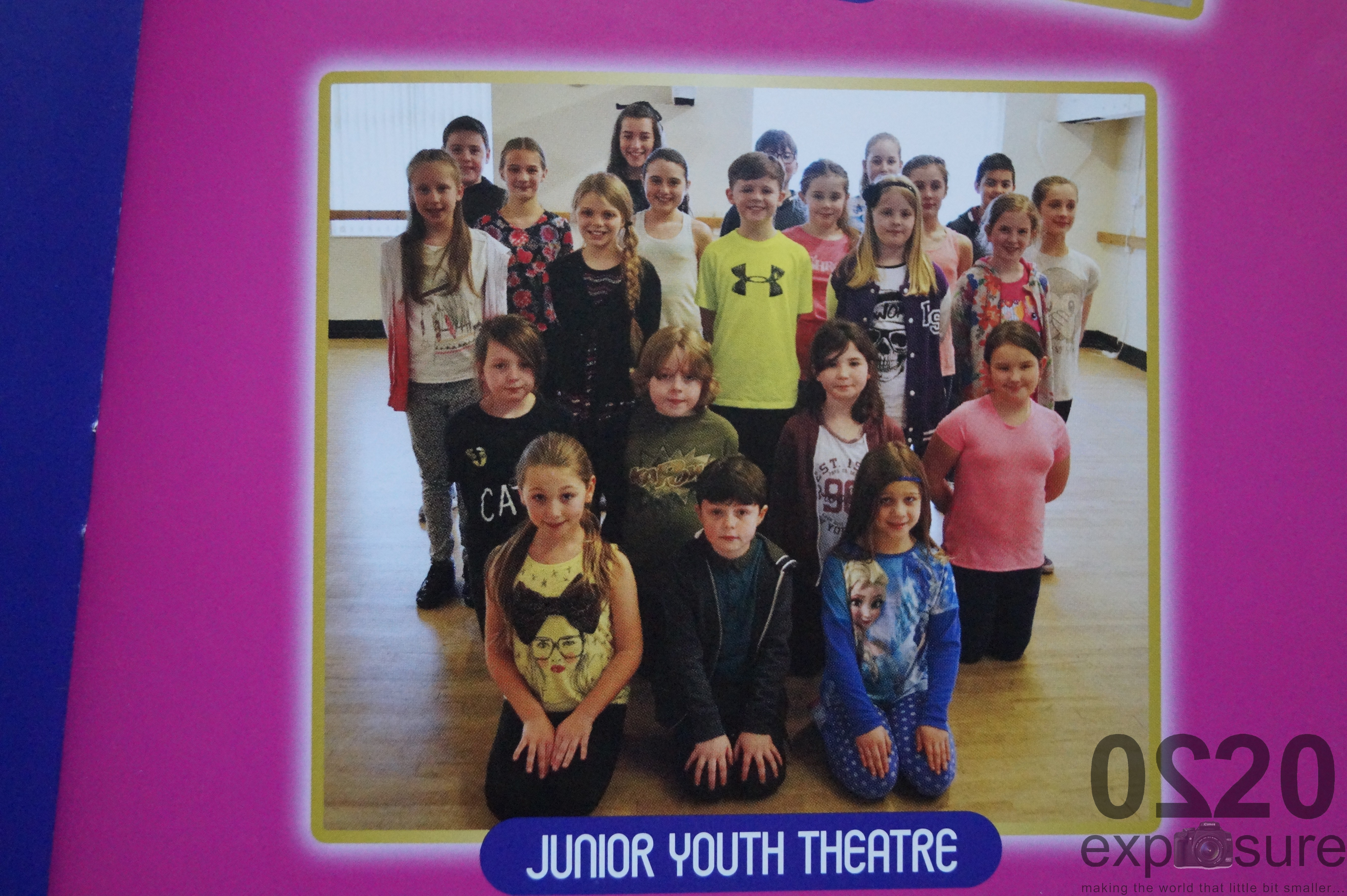 Showstoppers Cast (3)